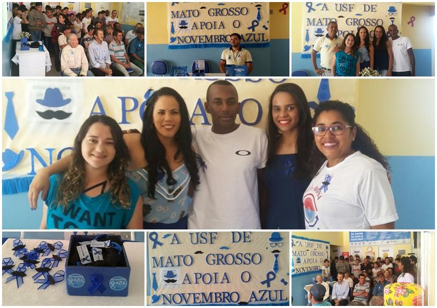 Rio de Contas: Unidade de Saúde da família de Mato Grosso realizou palestra com moradores