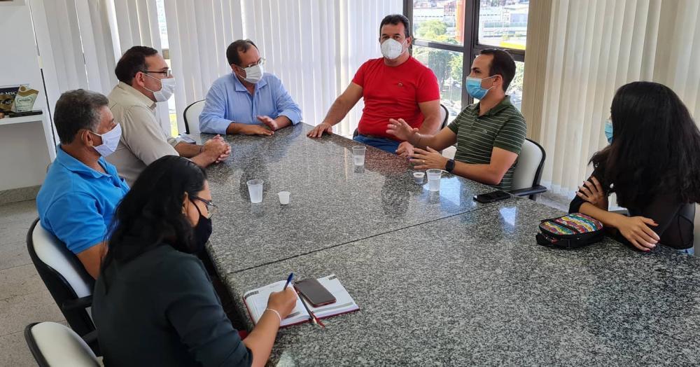 Deputado Marquinho Viana agiliza apoio técnico e financeiro para fomentar o turismo em Ituaçu