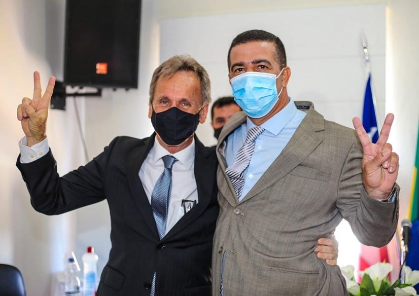 Prefeito de Dom Basílio tomou posse com novos projetos a serem implantados