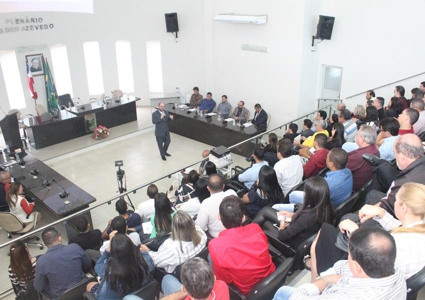 Comunidade de Livramento participa dos debates sobre Regularização Fundiária