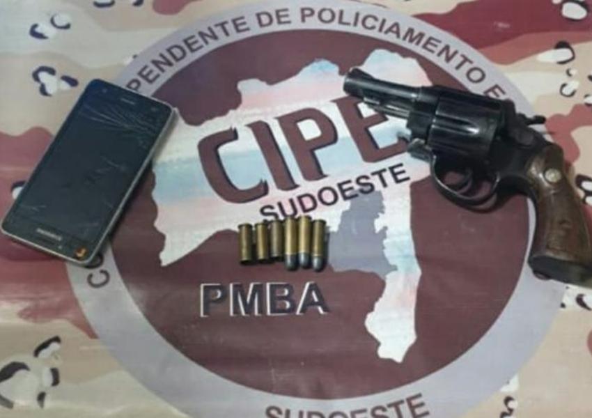 Homem reage a ação da Caesg e morre após troca de tiros em Paramirim
