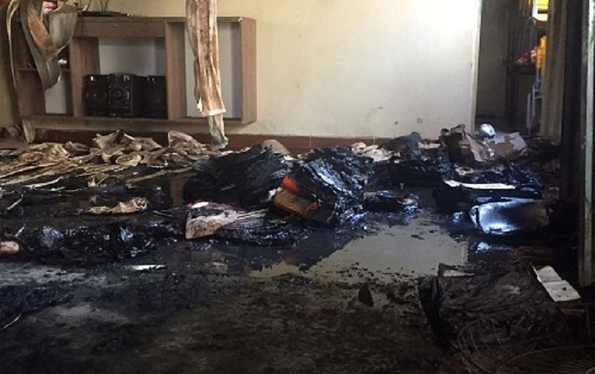 Janaúba: Vigia ateia fogo em creche e mata 4 crianças