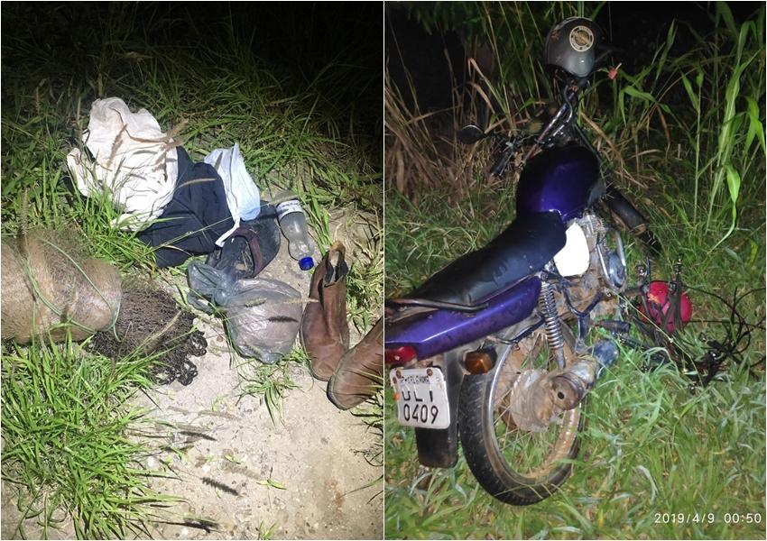 Livramento: Ladrões de peixes fogem com chegada da polícia