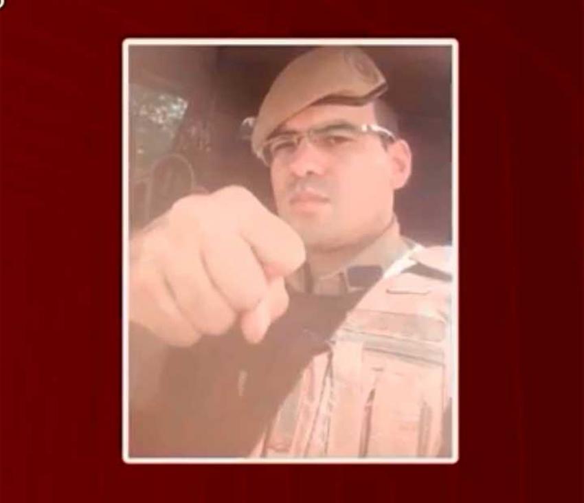 PM morto a tiros ao tentar impedir assalto é enterrado em Feira de Santana