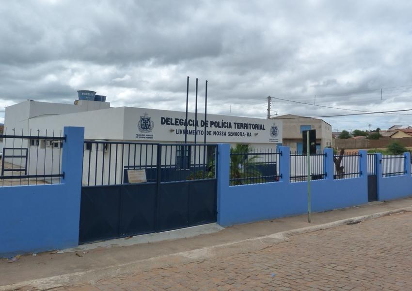 Polícia Civil de Brumado prende condenado por roubo ocorrido em Livramento