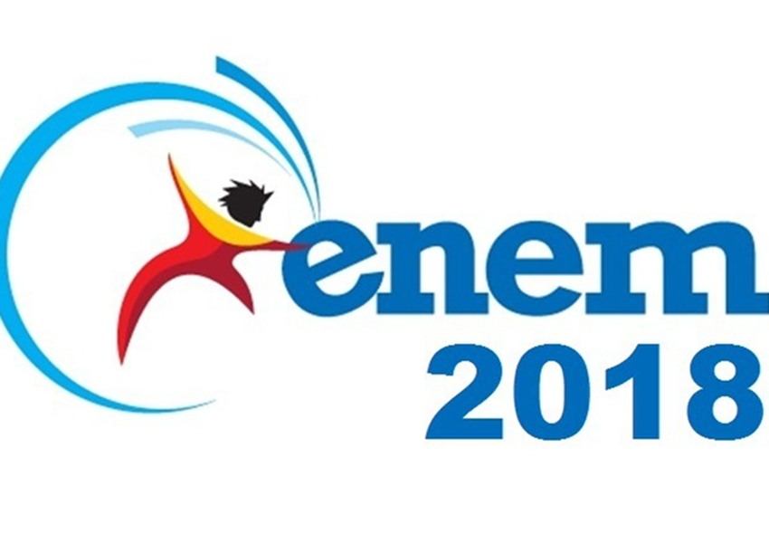 Inscrições para o ENEM 2018 começam nesta segunda-feira (7)