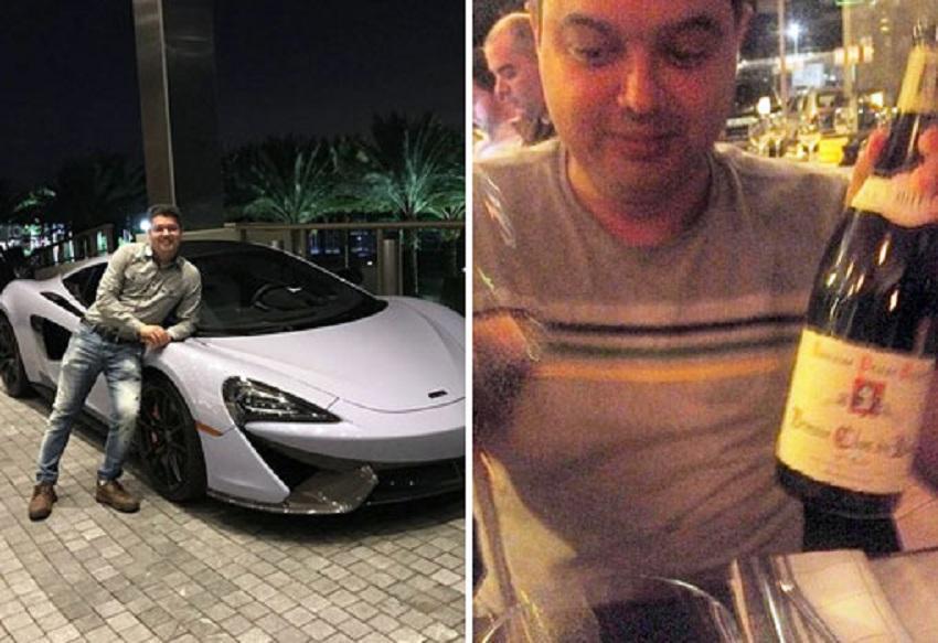 Ex-vereador de Jussiape mostrava fotos com famosos e carros de luxo para atrair mulheres; ele está preso em SP