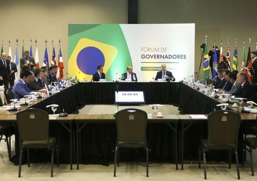 Só um governador do Nordeste comparece a encontro em Brasília