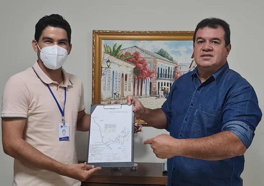 Deputado Marquinho Viana leva água para o Povoado de Samambaia, em Barra da Estiva, através de Emenda Impositiva do deputado