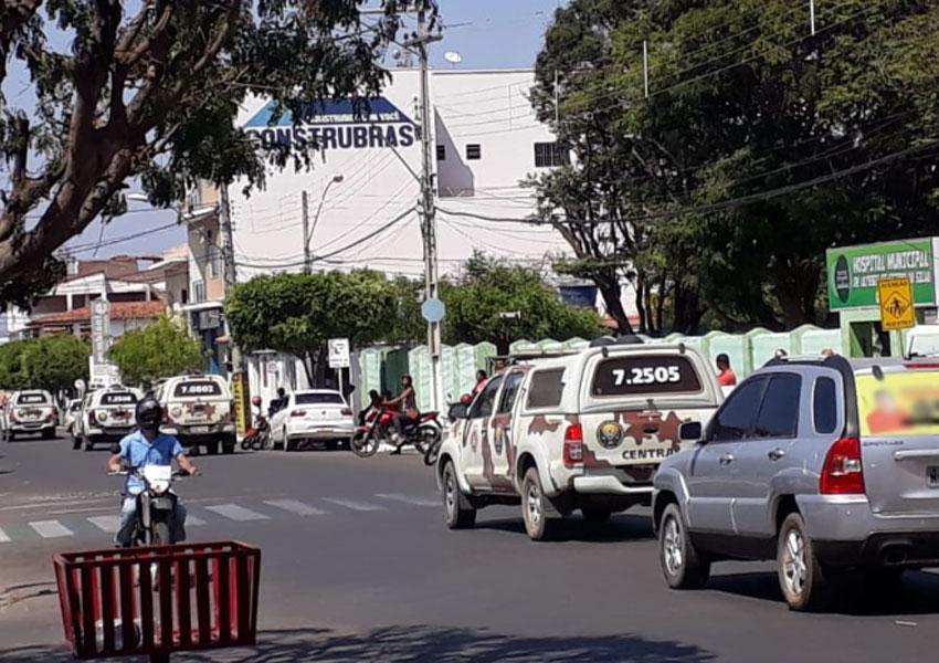 Livramento: Integrante da quadrilha que assaltou carro forte na BR-116 morre em confronto com a polícia