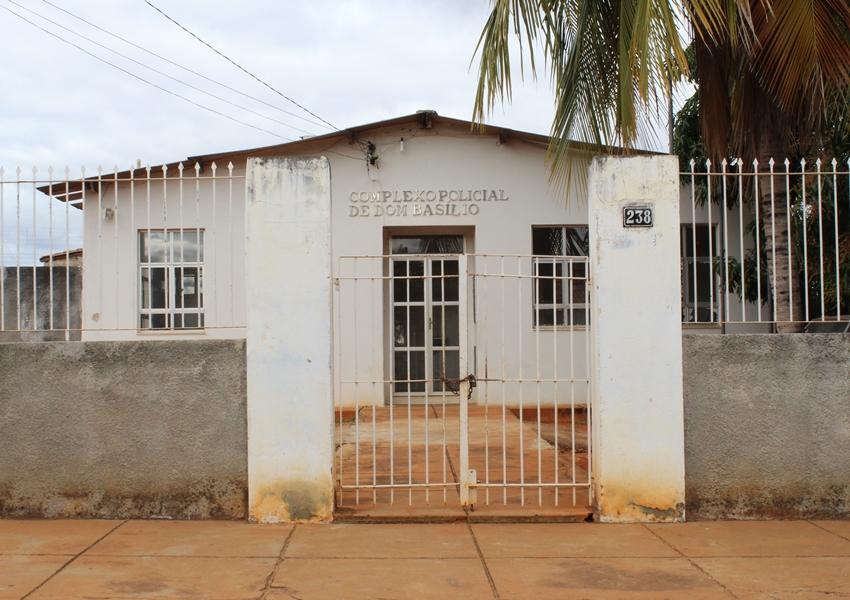 Dom Basílio: Homem agride mulher no Povoado de Salitre e caso vai parar na Delegacia