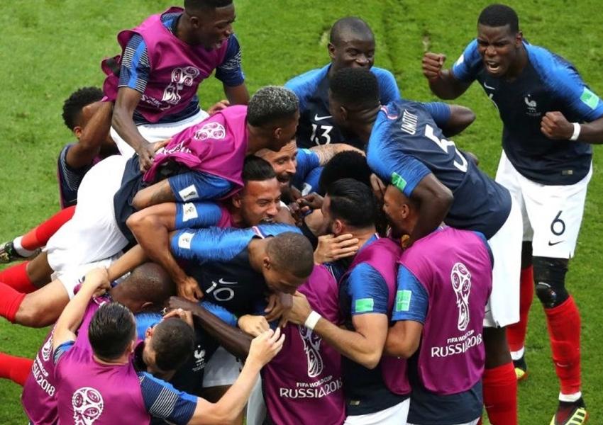 Em show de Mbappé, França vence por 4 a 3 e despacha Argentina nas oitavas