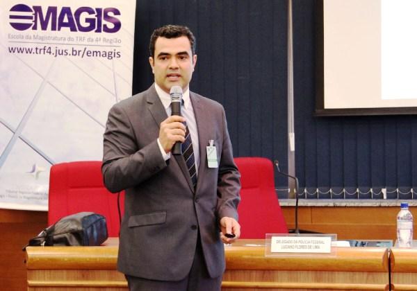 Luciano Flores comandará PF em Curitiba, berço da Lava Jato