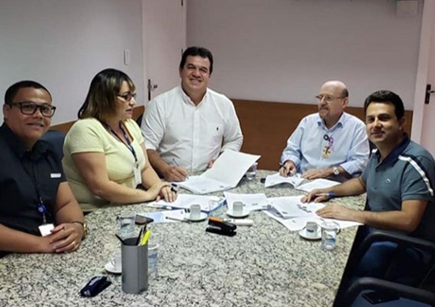 Prefeitura de Rio de Contas renova contrato com a EMBASA até 2049