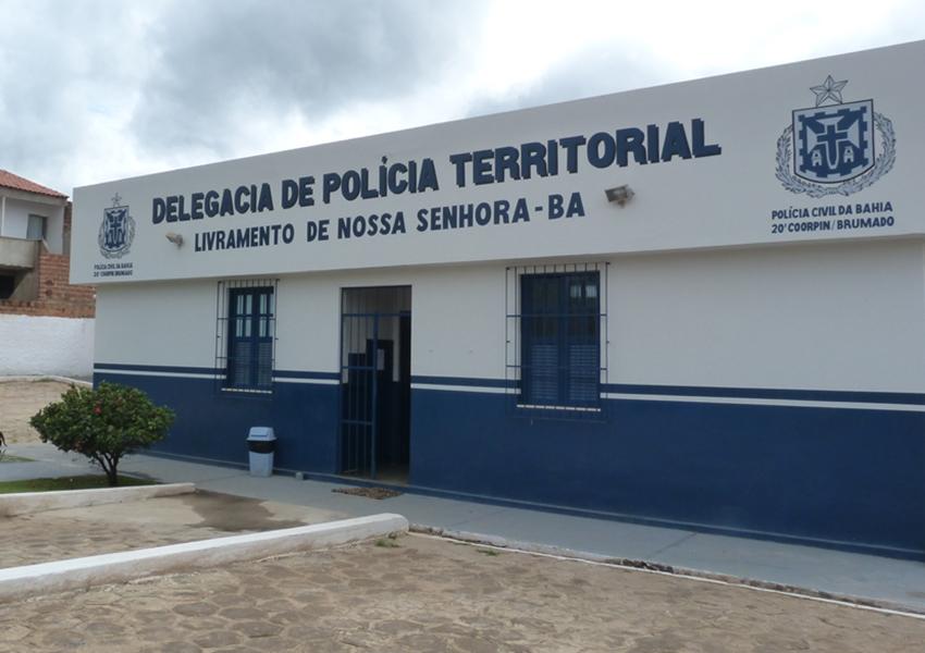 Jussiape: Suspeito de tentativa de homicídio é detido pela Polícia
