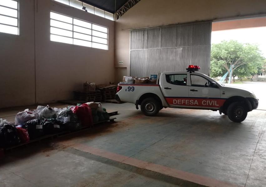 Doações do município de Livramento para vítimas das enchentes em Minas Gerais chegaram ao Estado