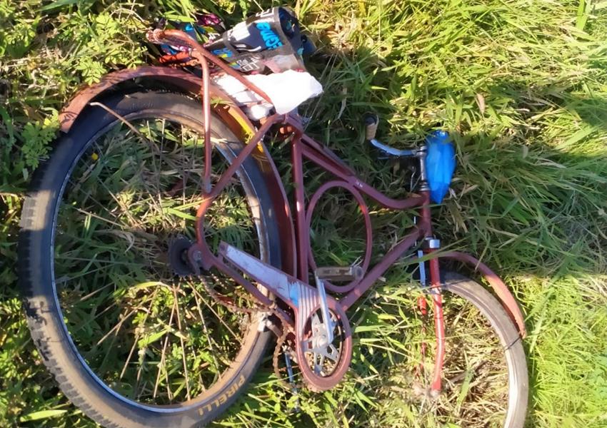 Ciclista morre atropelado em Paramirim