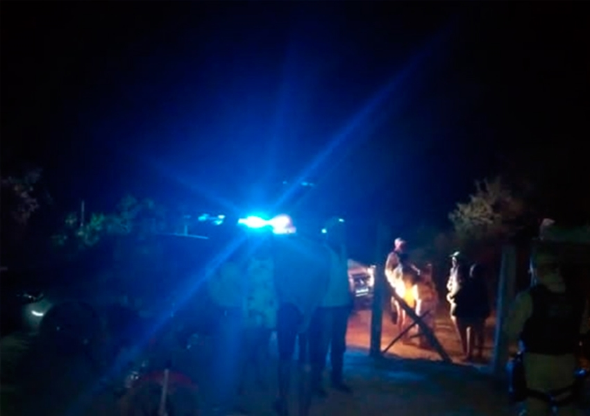 Ibicoara: Mulher fica ferida após ser agredida por esposo no distrito de Cascavel