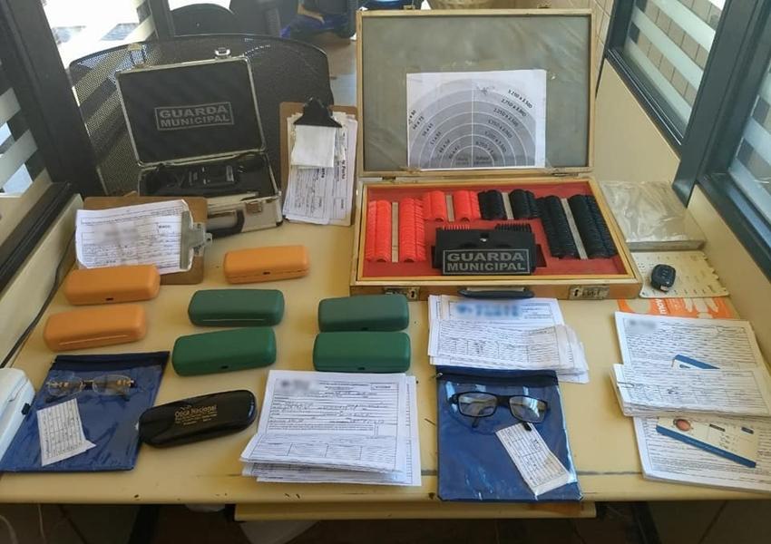 Acusados de exercício ilegal da profissão são detidos e encaminhados a delegacia de Paramirim