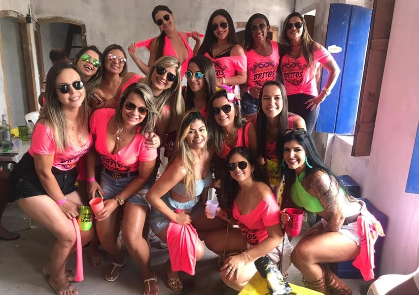 Casa dos Britos completa 10 anos no carnaval de Rio de Contas
