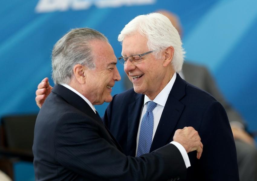 Temer, Moreira Franco e outros são denunciados pelo MPF por desvios na Eletronuclear