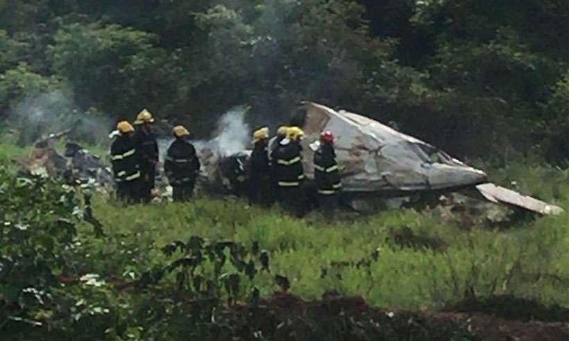 Avião de empresário explode em fazenda no Norte de Minas