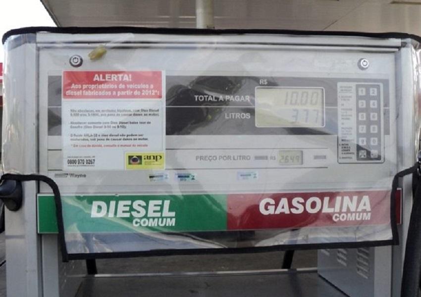 Petrobras anuncia redução do preço do diesel e da gasolina a partir de amanhã