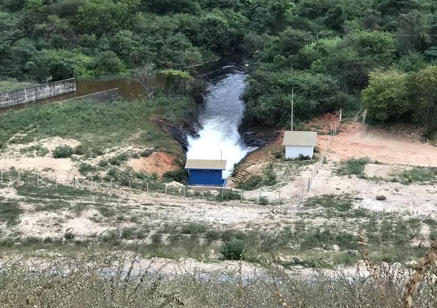 Barragem Luiz Vieira terá descarga máxima nesta sexta-feira (10)