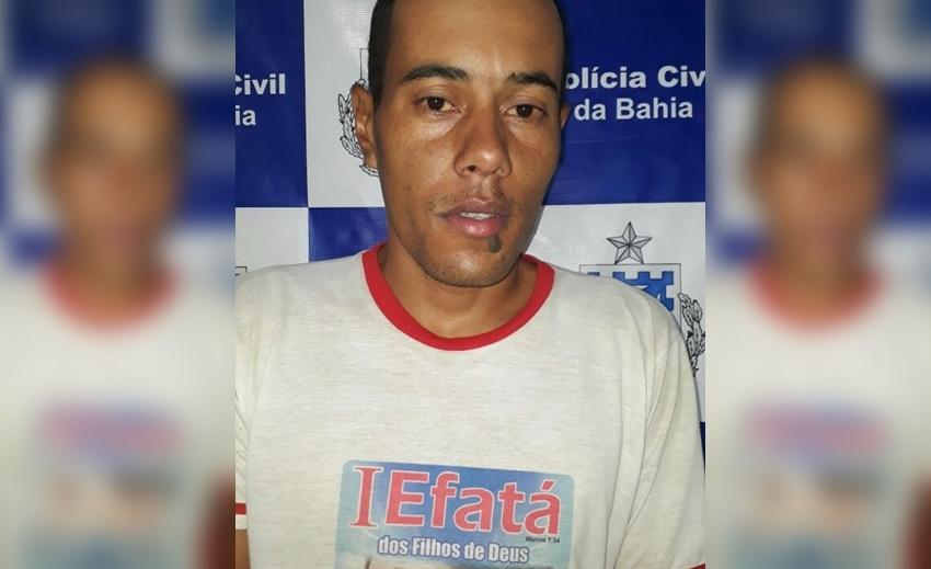 Padrasto acusado de violentar enteada de 12 anos é preso em Vitória da Conquista