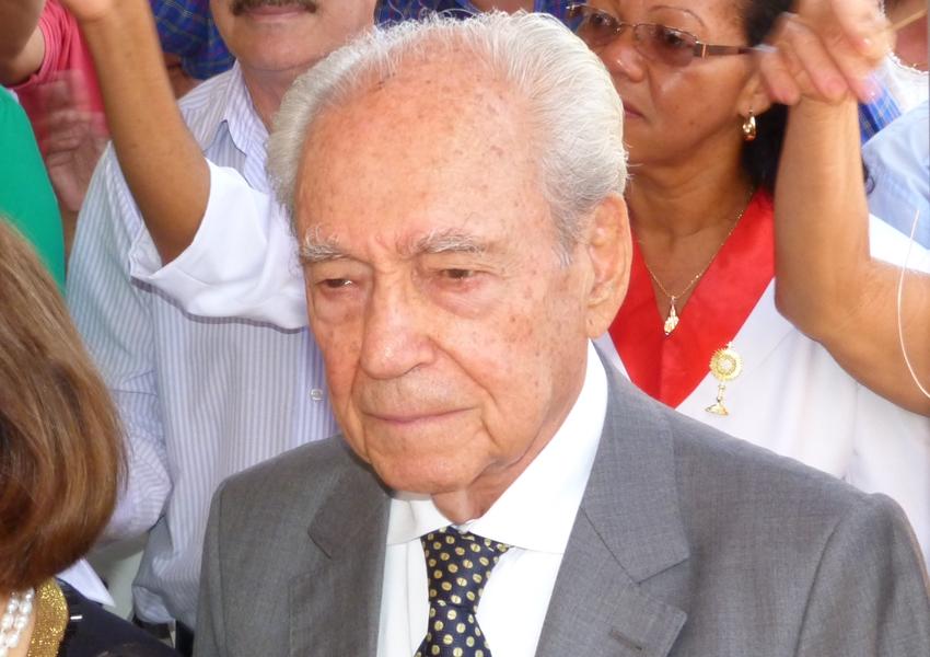 Ex-governador Waldir Pires morre aos 91 anos