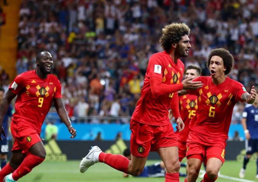 Em virada espetacular, Bélgica derrota Japão e vai pegar Brasil nas quartas