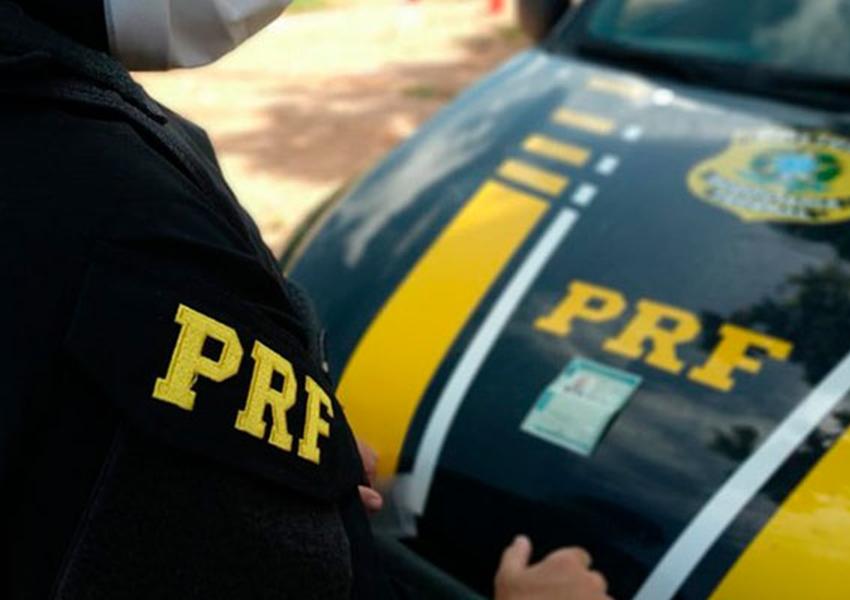 PRF prende estelionatário acusado de aplicar mais de 100 golpes em mulheres