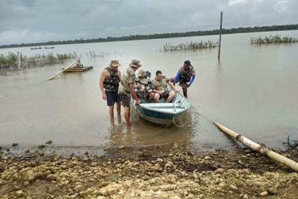Polícia encontra corpos dois de pescadores desaparecidos no Rio São Francisco