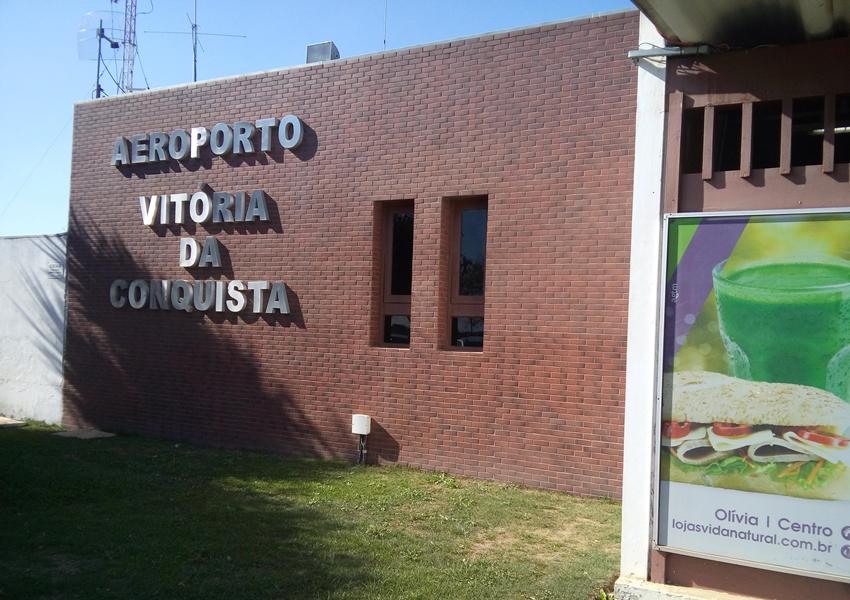 Homem não resiste e morre após mal súbito no Aeroporto de Vitória da Conquista