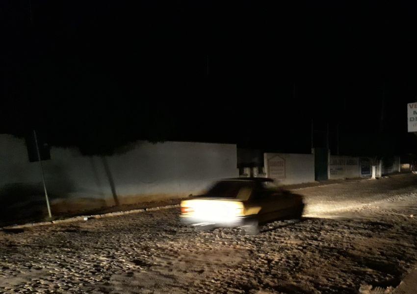Apenas três cidades da Bahia não tiveram problemas com o apagão ocorrido ontem no Nordeste