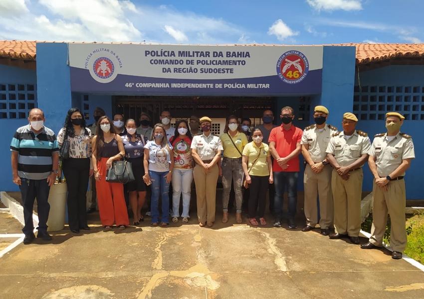 Livramento: 46ª CIPM lança operação, Fim de Ano em Paz