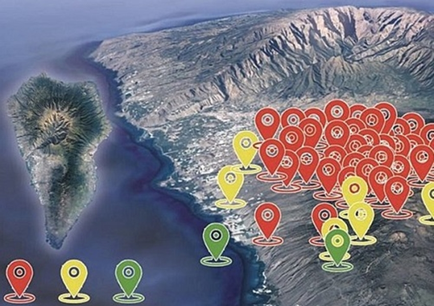 Vulcão capaz de gerar tsunami na Bahia entra em estado de alerta