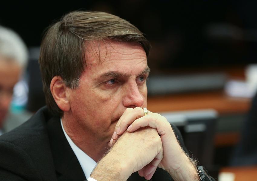Bolsonaro quadruplica faltas na Câmara dos Deputados
