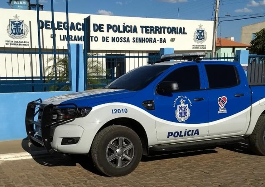 Em ação conjunta, polícias Civil e Militar prendem acusado de abusar sexualmente de menor de idade em Livramento