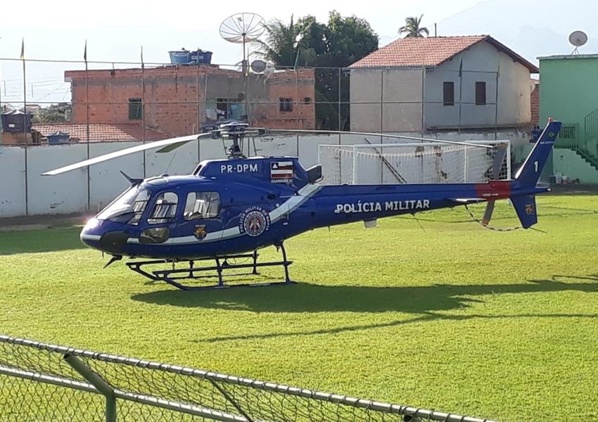 Polícia divulga saldo de operação realizada em Livramento de Nossa Senhora