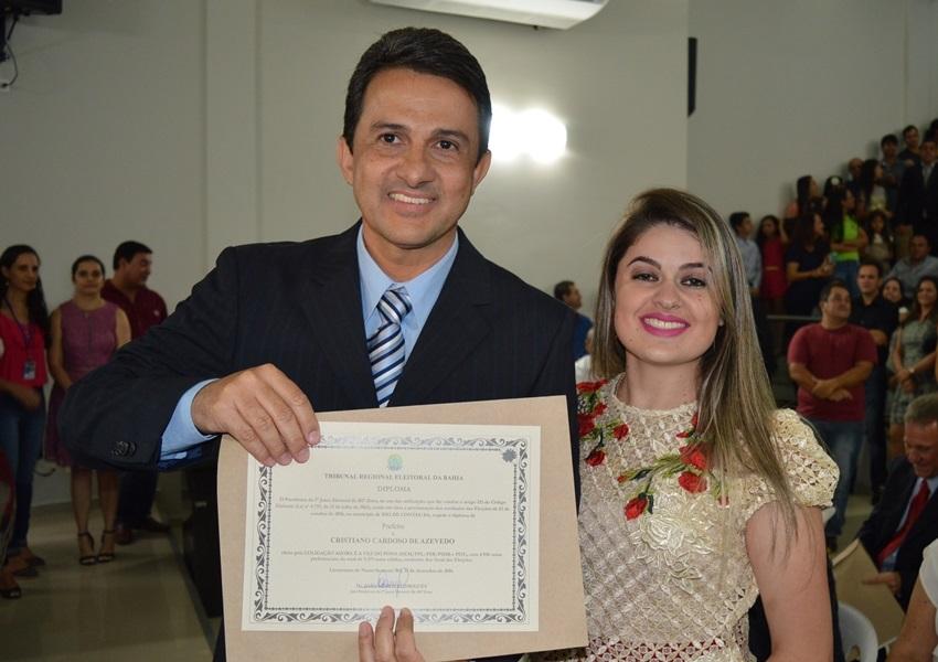 Prefeito de Rio de Contas terá que exonerar primeira dama e servidores que configurem nepotismo
