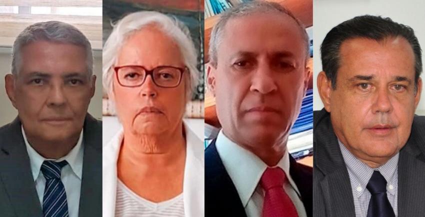 Quatro novos desembargadores são eleitos para o Tribunal de Justiça da Bahia