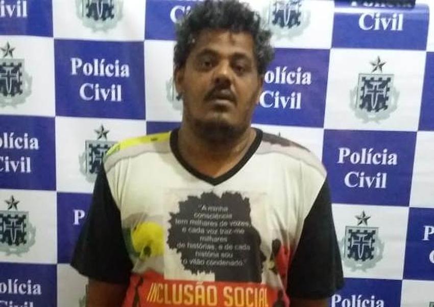 Homem é preso suspeito de estuprar filha de 12 anos no norte da Bahia