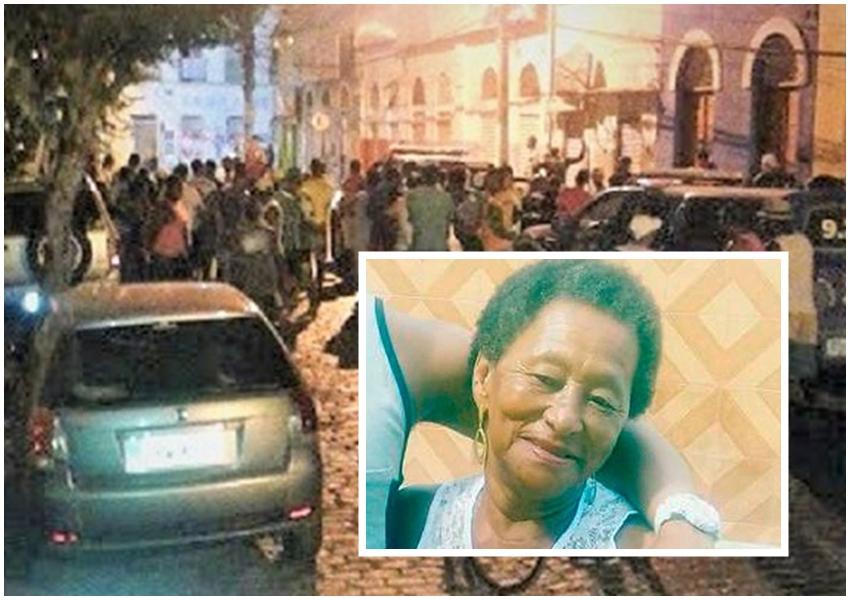 Idosa de 71 anos morre após ser feita refém dentro de casa