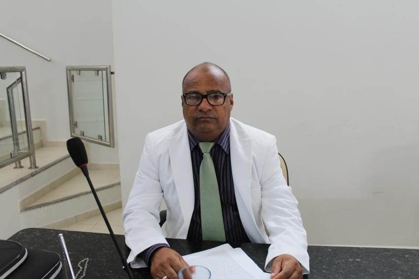 Vereador João de Ogum luta incansavelmente para que a EMBASA ofereça água de qualidade para o município de Livramento de Nossa Senhora