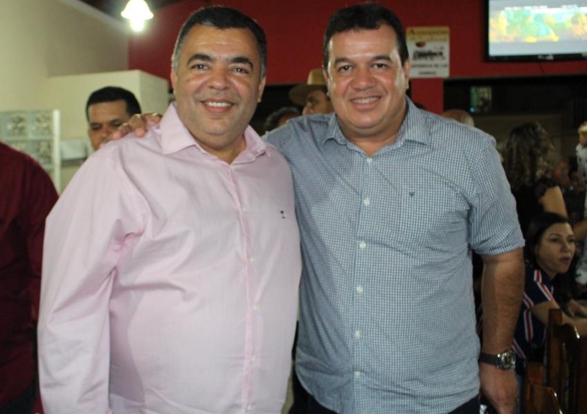 Candidato à reeleição Marquinho Viana ganha comitê de apoio em Livramento