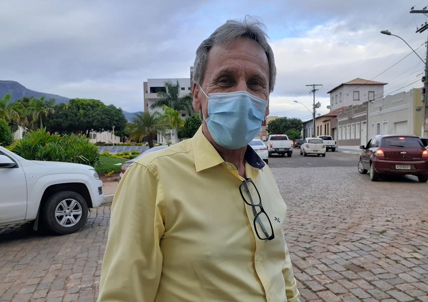 Roberval Galego, do PL, é reeleito prefeito de Dom Basílio