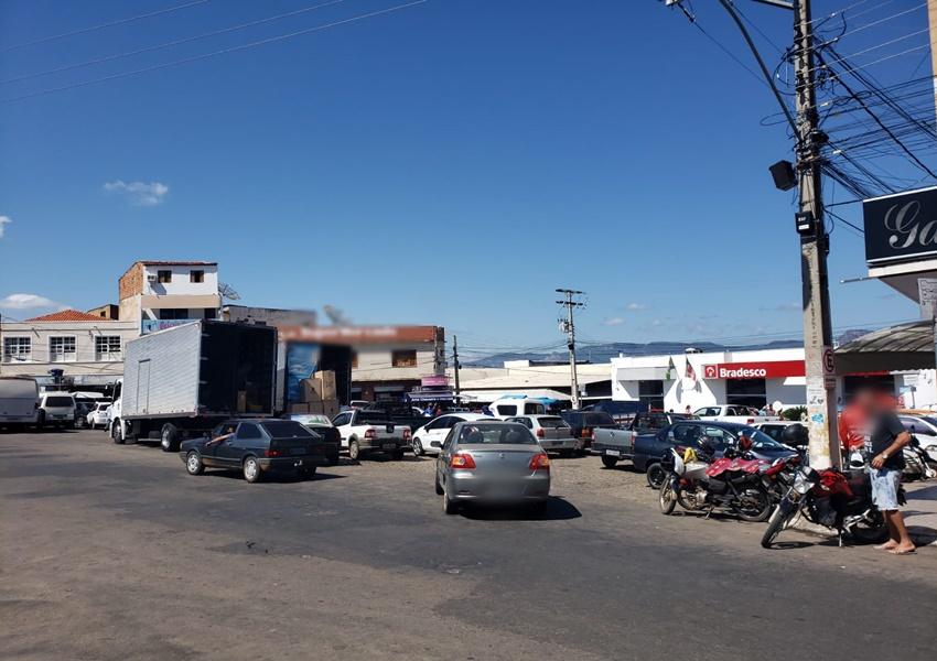 46ª CIPM intensifica o policiamento no trânsito da área comercial de Livramento