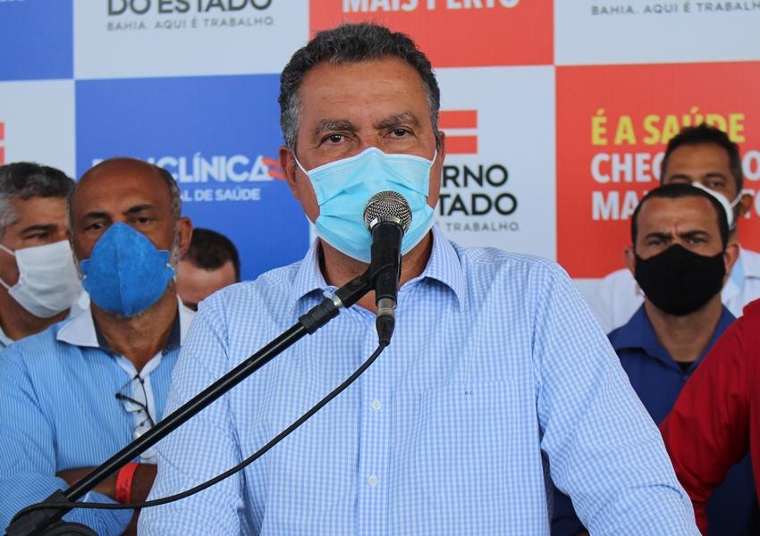 Governador da Bahia libera eventos com público de até 1.100 pessoas