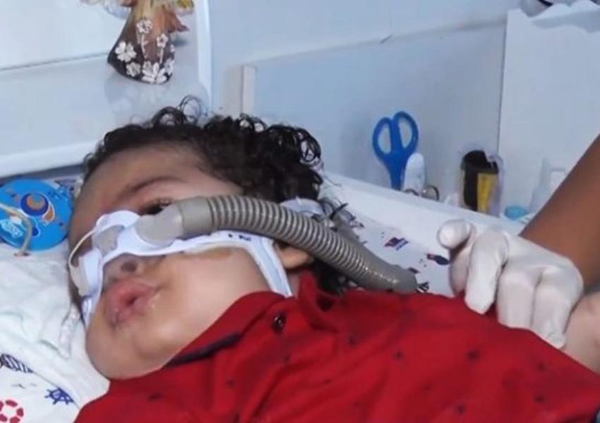 Teixeira de Freitas: Sem conseguir remédio de R$ 370 mil, bebê com atrofia muscular morre; Justiça tinha determinado entrega